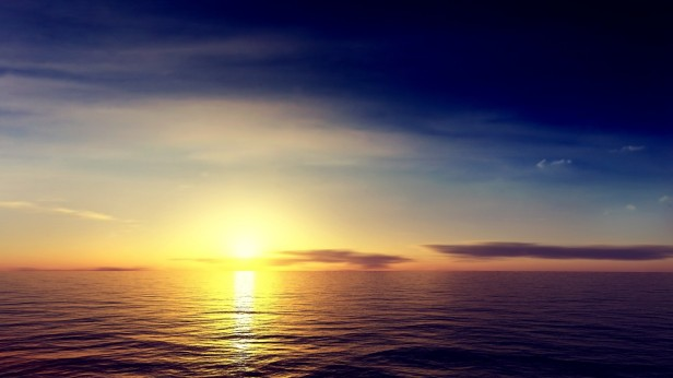 free-wallpaper-ocean-sunrise-scenes